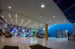 Музей Космонавтики в Планетарии